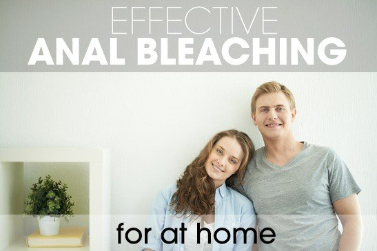 Anal bleaching cost