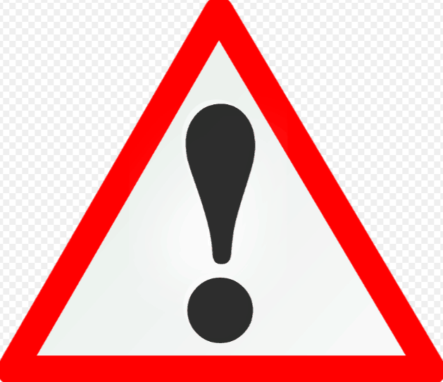 red-warning-sign