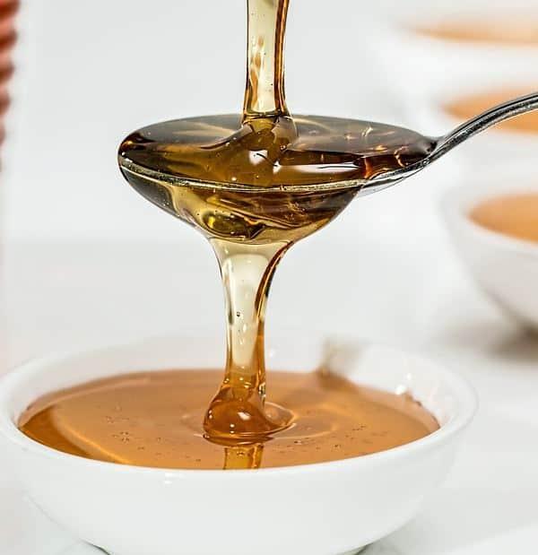 drip of honey